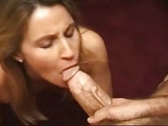 Four Super-duper MILFs giving head (POV)