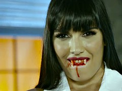 Vampirella: Mercedes Carrera - I need your help, blood and strong dick
