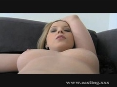 Casting - She goes against her parents wishes