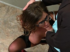Madison Ivy Abused By Masked Robber