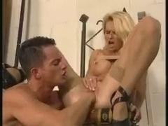 Nicoletta blue fisting sex