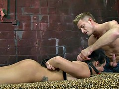 Tied And Abused - Lexi Bates