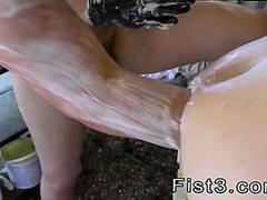 Fat boys fetish free tube and catheter gay male Fisting Orgy and Jerk Off