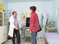Médecin, Gyneco, Mature, Épouse