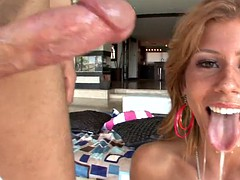 PervCity MILF Brooklyn Lees First Anal
