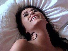 Chambre à dormir, Plantureuse, Couple, Petite amie, Hard, Fait maison, Chatte, Maigrichonne