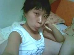 Korean Rookie Girlfriend Sweet Face Tight Bum Clean Bumhole Vag