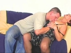 GILF allows to get down and dirty her