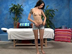 Oily massage naughtiness