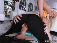 Sex getting caught by parents xxx Stretching Your Stepmom