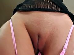 Tamed Teens Teen Endures BDSM Three Cock Monster Facial