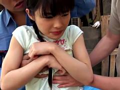 Fingern, Japanische massage, Flotter dreier