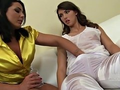 Nubile Films - Could you handle these three gorgeous pussies