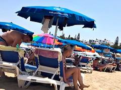Sexy Beach Thongs Milfs Voyeur HD Hidden Cam Video