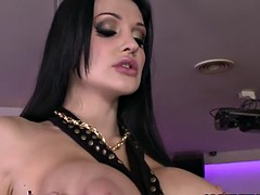 aletta ocean and aleska diamond