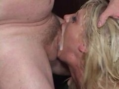Imprisoned Slut Accepts Cum cannon In Beaver