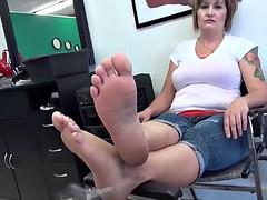 amanda milf feet and soles