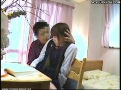 Japanese Student Oral Sex Tutor
