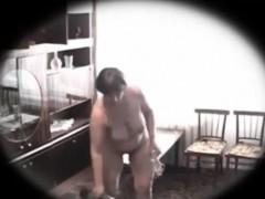 Hidden cam bating