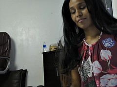 joi - indian mom lily is inviting you to fuck her bald brown sweet delicious tasty pussy