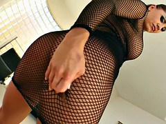 Milf Thing Hot milf sucks and rides a huge cock