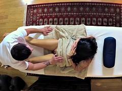 feet fucked massaged milf