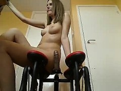 Gemma rocking machine squirt