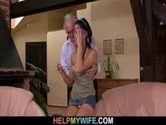 Hubby calls fella to make love his wife