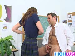 banging busty schoolgirl sabrina taylor segment