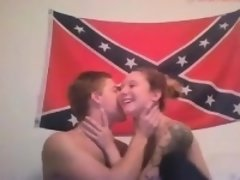 Horny young dude gets to play with his blonde girlfriend's