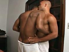 sexy ass licking black gay