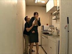 Fetiche, Japonés, Oficina