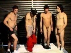 Gay, Grupo, Masturbación