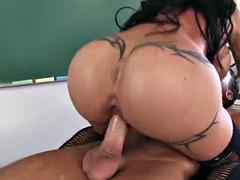 My first sex teacher Jewels Jade brings me after school