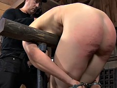 Ferocious whipping for beauty