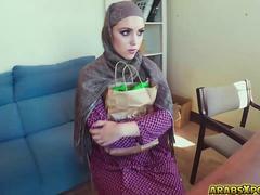 Arabisch, Grote lul, Pijpbeurt