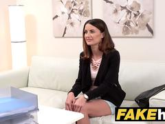 Female Agent New agent tastes hot russian students tight wet pussy