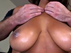 Tetas grandes, Mamada, Sexo duro, Estrella porno