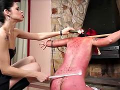 karina cruels Latina lesbian BDSM slave girl ca