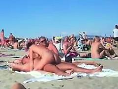 Strand, Pijpbeurt, Bruinharig, Moeder die ik wil neuken, Tepels, Openbaar, Realiteit, Bekijker