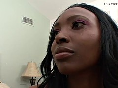 Anita ebony nice ass