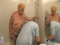 Dirty Grown-up Woman Goes Insane Getting Her Part1