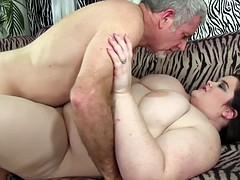 Sexy plumper Holly Jayde hardcore sex