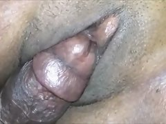 Closeup - Hot Steamy Ebony Sextape.