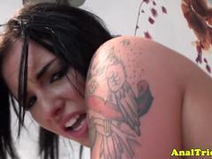 Faketit babe assfucked after cockriding