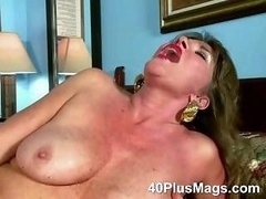 Busty Mature Unshaved Honey pot Solitary