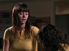 Siwan Morris nude - Skins S01E07