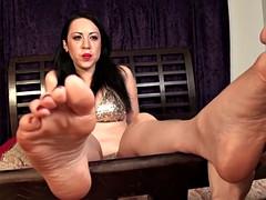 Orgasmic Foot Worship