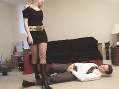 Crysta - Pump and moreover Heels Ballbusting