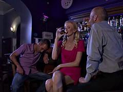 Blonde, Attrapée, Tromperie, Hard